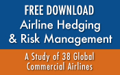 airline fuel hedging report