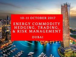 Dubai Oil & Gas Hedging, Trading & Risk Management Seminar