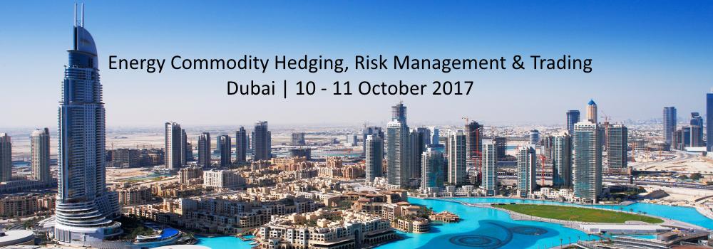 Dubai Oil & Gas Trading, Risk Management & Hedging Conference